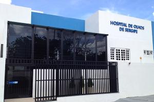 2012 hospital de olhos de sergipe