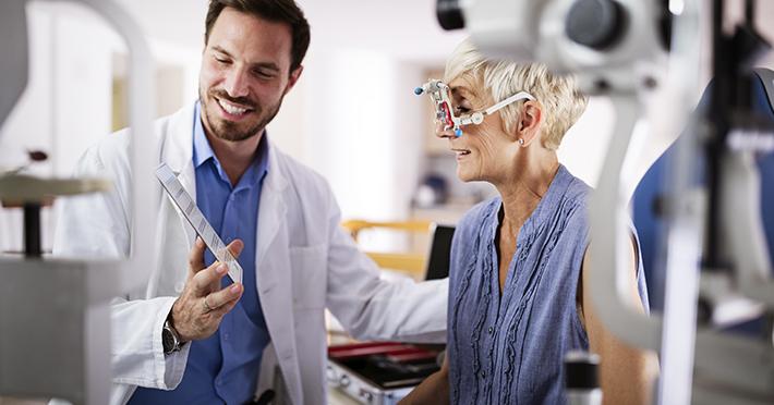 Oftalmologistas não são todos iguais
