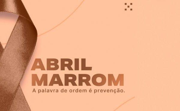 Abril Marrom